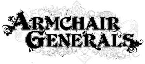 Armchair Generals Electronic Soul Indie Band - logo